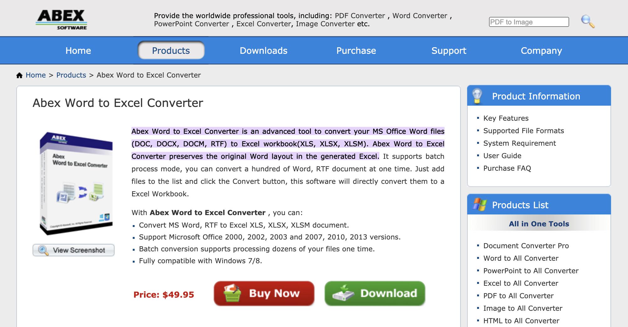 перевести jpg в эксель онлайн конвертер (бесплатно)